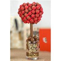Personalised Malteser Heart Sweet Tree at Studio Catalogue