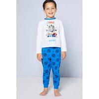 Personalised Boys Thomas The Tank Engine Pyjamas
