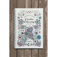 Personalised Travel Size Adults Colouring Book