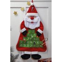 Personalised Giant Santa Advent Calendar