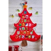 Personalised Giant Christmas Tree Advent Calendar