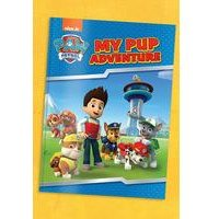 Personalised Paw Patrol Pit Crew Pups Book.