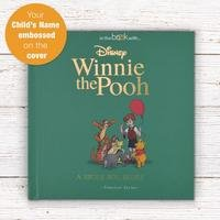 Personalised Timeless Winnie-the-Pooh Book
