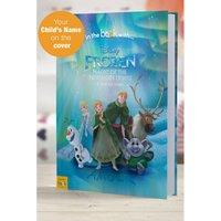 'Personalised Disney Frozen Northern Lights - Softback Book
