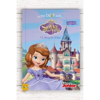 Personalised Sofia the First - Hardback Book