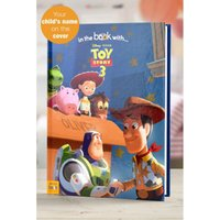 Personalised Toy Story 3 Softback Book.