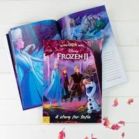 Personalised Disney Frozen 2 Softback