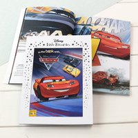 Personalised Disney Little Favourites - Cars 3.