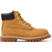 Infant 6 Inch Premium Boots - Wheat Nubuck