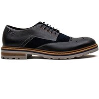 Blue Clarks Dargo Limit Mens Navy Combi