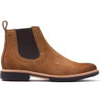 Men's Baldvin Chelsea Boots - Chestnut Suede