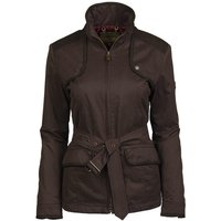 Women's Enright Belted Jacket - Bourbon
