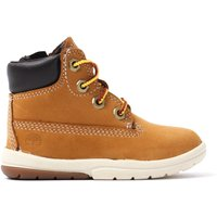 Infant New Toddle Tracks 6 Inch Boots - Wheat