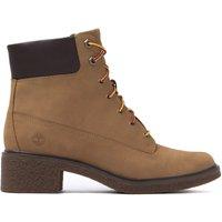 Women's Brinda 6 Inch Boots - Wheat Nubuck