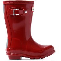 Infant Originals Gloss Wellington Boots - Military Red
