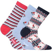 3 Pack Robin Sock Giftbox