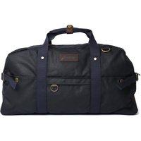 Gamefair Wax Cotton Holdall Bag - Navy