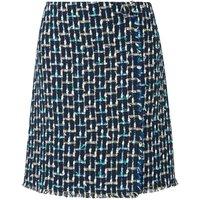 Vetti Blue Skirt