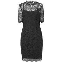 Sasha Black Lace Dress