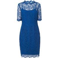 Sasha Blue Lace Dress
