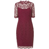 Sasha Ruby Lace Dress