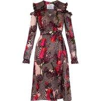 Sioux Tulip Print Dress