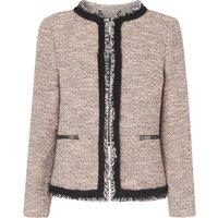 Gee Pink Tweed Jacket