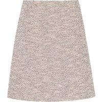 Gee Pink Tweed Skirt