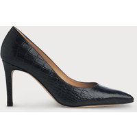 Floret Navy Croc Closed Courts