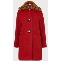 Aster Red Coat, Red