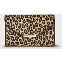 Sissi Animal Print Clutch Bag
