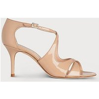 Blossom Trench Patent Sandals, Trench