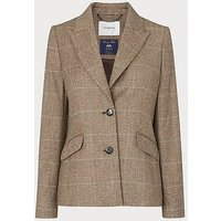 Campbell Brown Jacket, Brown