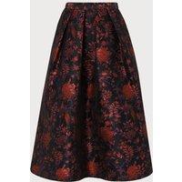 Delysia Floral Skirt