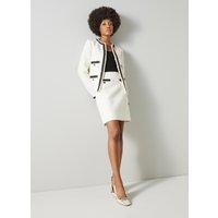 Charlee Cream Jacket