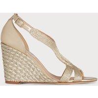 Mali Gold Sandals