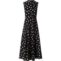 Marlina Black White Dress