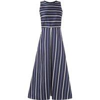 Natalee Blue Multi Dress