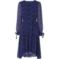 Perl Violet Dress
