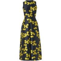 Sana Blue Yellow Dress