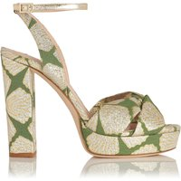 Annabella Green Sandals