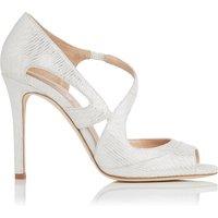 Valentina Silver Sandals