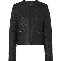 Karyn Black Leather Jacket