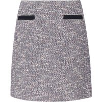 Clarie Blue Cotton Skirt