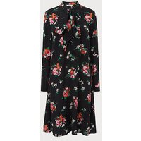 Lotte Multi Silk Dress, Multi