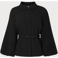 Roan Black Jacket, Black