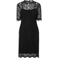 Aisha Black Dress