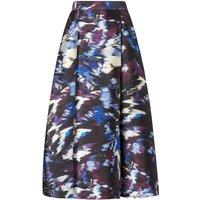 Loena Purple Skirt