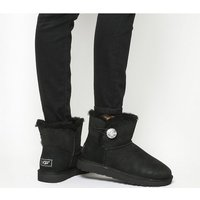 shop for UGG Mini Bailey Bling Boots BLACK at Shopo