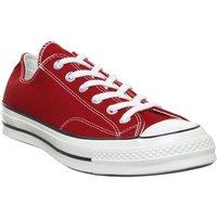 Converse All Star Ox 70 S ENAMEL RED EGRET BLACK
